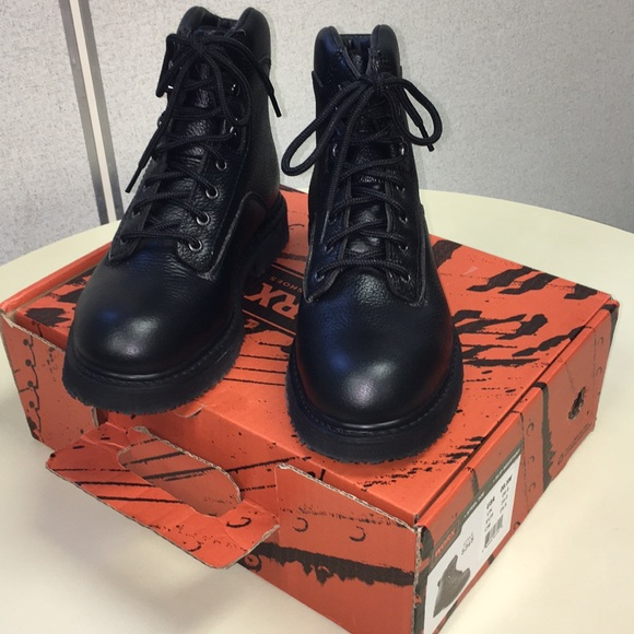 0dbca76ccd9 Women's steel toe work boots WORX by Red Wing, NWT NWT
